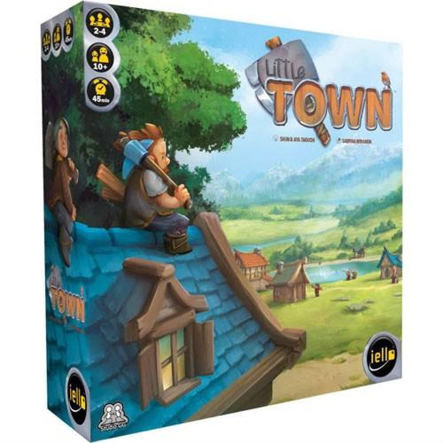 Little Town à Paris chez Robin des Jeux
