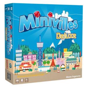 minivilles deluxe à Paris chez Robin des Jeux