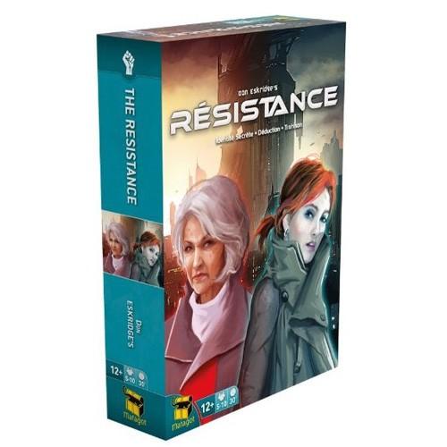Acheter The resistance à Paris chez Robin des Jeux