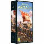 Acheter 7 Wonders Armada seconde édition à Paris chez Robin des Jeux