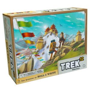 Acheter Trek 12 à Paris chez Robin des Jeux