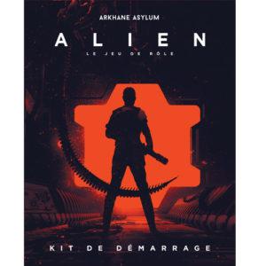 Alien kit de démarrage à Paris chez Robin des Jeux
