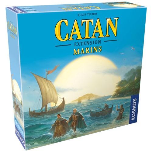 Acheter Catan Marins à Paris chez Robin des Jeux