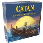 Acheter Catan Pirates et découvreurs à Paris chez Robin des Jeux