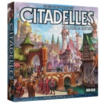 Citadelles 4ème édition à Paris chez Robin des Jeux