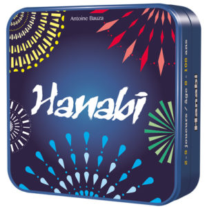 Acheter Hanabi à Paris chez Robin des Jeux