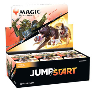 Magic Jump start à Paris chez Robin des Jeux