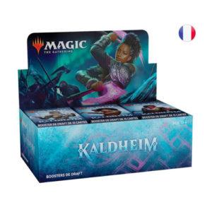 Acheter Magic Kaldheim à Paris chez Robin des Jeux