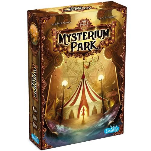 Acheter Mysterium Park à Paris chez Robin des Jeux