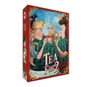 Acheter Tea for 2 à Paris chez Robin des Jeux