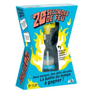 Acheter 20 secondes de feu à Paris chez Robin des Jeux
