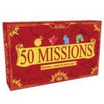 Acheter 50 missions à Paris chez Robin des Jeux