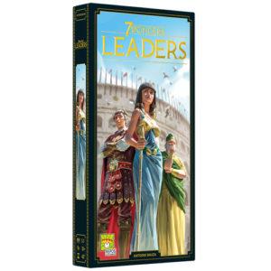 Acheter 7 Wonders Leaders nouvelle édition à Paris chez Robin des Jeux