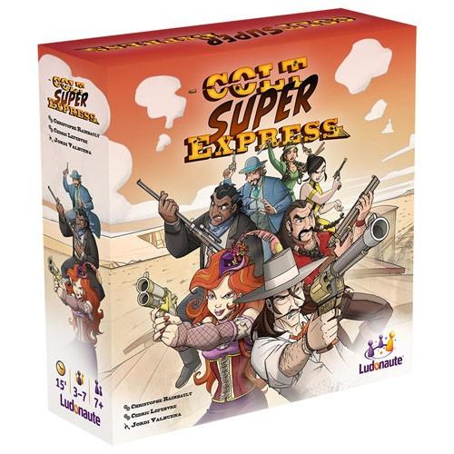 Acheter Colt super express à Paris chez Robin des Jeux