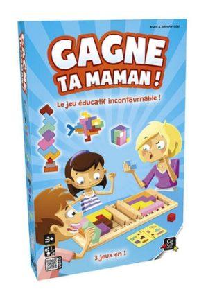 Acheter Gagne ta Maman à Paris chez Robin des Jeux