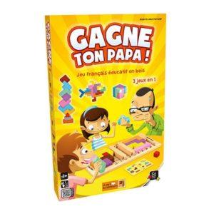 Acheter Gagne ton Papa à Paris chez Robin des Jeux