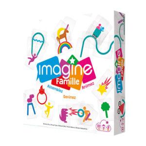 Acheter Imagine Famille à Paris chez Robin des Jeux