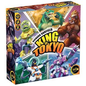Acheter King of Tokyo à Paris chez Robin des Jeux