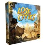 Acheter Lost Cities à Paris chez Robin des Jeux