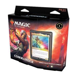 Acheter MAGIC COMMANDER LEGENDES ARMEZ VOUS à Paris chez Robin des Jeux