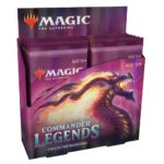 Acheter MAGIC COMMANDER LEGENDES BOOSTER COLLECTOR à Paris chez Robin des Jeux