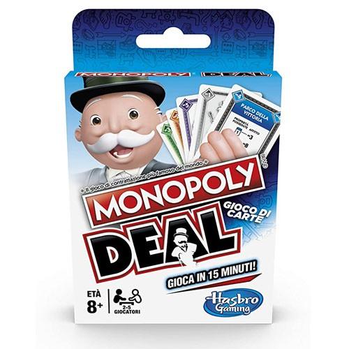 Acheter Monopoly Deal à Paris chez Robin des Jeux