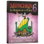 Acheter Munchkin 6 le donjon de la farce à Paris chez Robin des Jeux