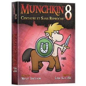 Acheter Munchkin 8 sans peur et sans reproche à Paris chez Robin des Jeux