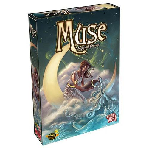 Acheter Muse à Paris chez Robin des Jeux
