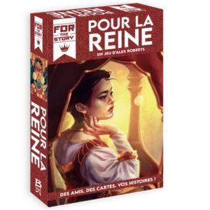 Acheter POUR LA REINE à Paris chez Robin des Jeux