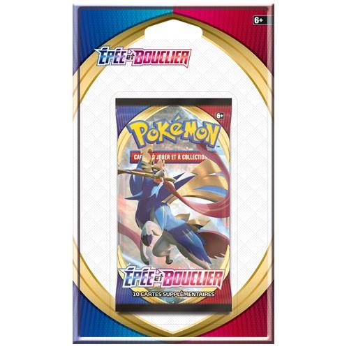 Acheter Pokemon booster à Paris chez Robin des Jeux