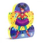 Puzzle Silhouette DJECO à Paris chez Robin des Jeux