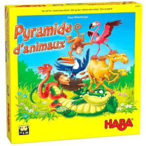 Acheter Pyramide d'animaux à Paris chez Robin des Jeux