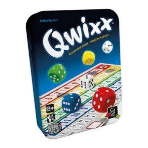 Acheter QWIXX à Paris chez Robin des Jeux