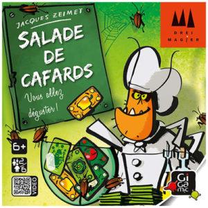 Acheter Salade de cafards à Paris chez Robin des Jeux