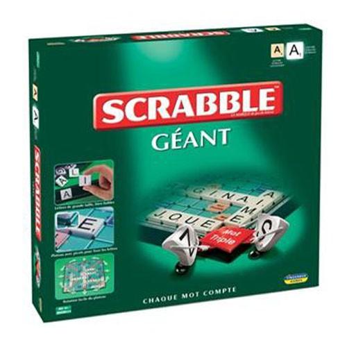 Acheter Scrabble geant à Paris chez Robin des Jeux