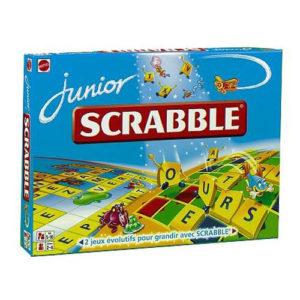 Acheter Scrabble junior à Paris chez Robin des Jeux