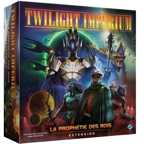 TWILIGHT IMPERIUM 4 EXT LA PROPHECIE DES ROIS chez Robin des Jeux