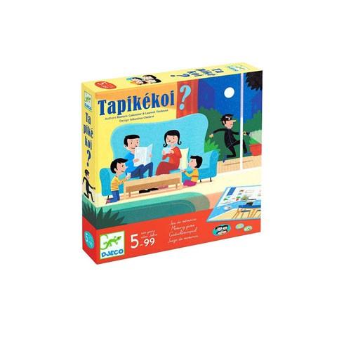 Acheter Tapikekoi à Paris chez Robin des Jeux