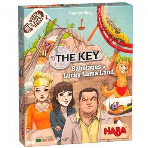 Acheter The Key sabotage à Lucky Lama Land à Paris chez Robin des Jeux