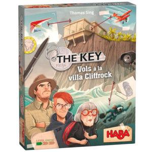 Acheter The key vols à la villa cliffrock à Paris chez Robin des Jeux