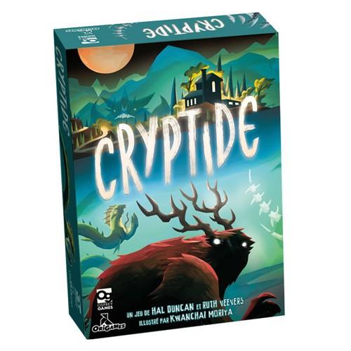 cryptide à Paris chez Robin des Jeux