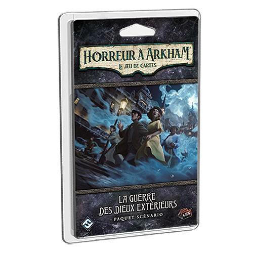 Acheter Horreur à Arkham JCE La guerre des dieux extérieurs à Paris chez Robin des Jeux