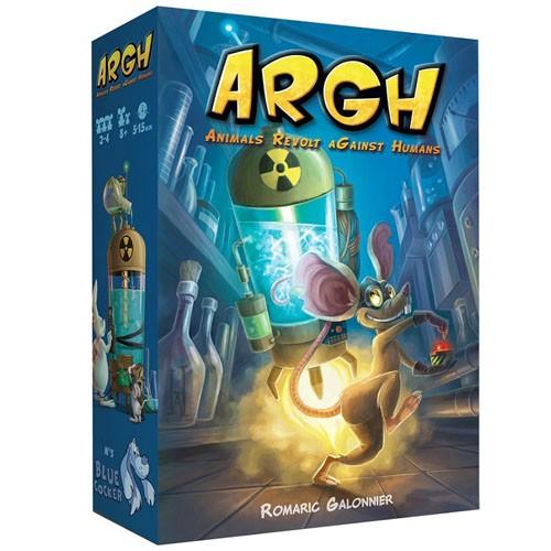 Acheter Argh à Paris chez Robin des Jeux