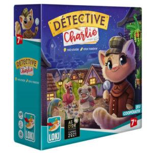 Acheter Detective charlie à Paris chez Robin des Jeux