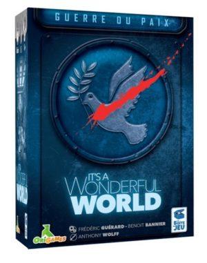 Acheter IT'S A WONDERFUL WORLD - GUERRE OU PAIX à Paris chez Robin des Jeux