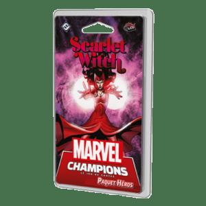 Acheter MARVEL CHAMPIONS - SCARLET WITCH à Paris chez Robin des Jeux