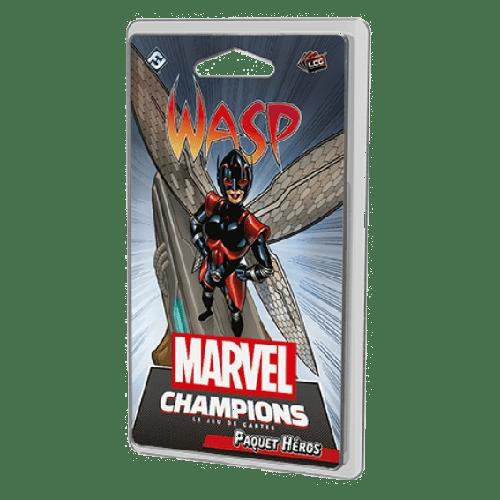 Acheter MARVEL CHAMPIONS - WASP à Paris chez Robin des Jeux