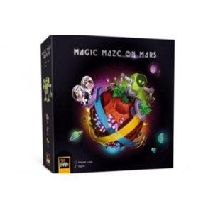 Acheter Magic Maze on Mars à Paris chez Robin des Jeux