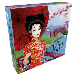 Acheter Okiya à Paris chez Robin des Jeux